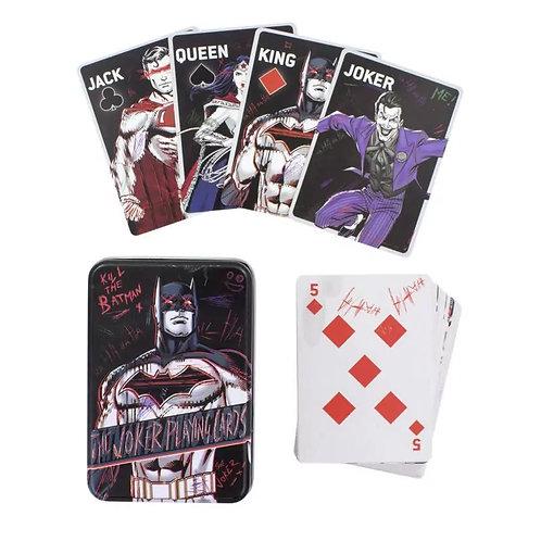 Карты игральные The Joker Playing Cards