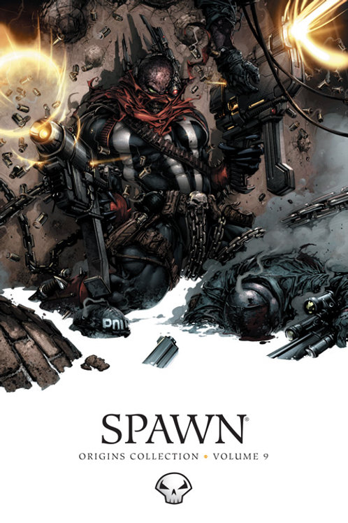 Spawn Origins Vol. 9 (Paperback)