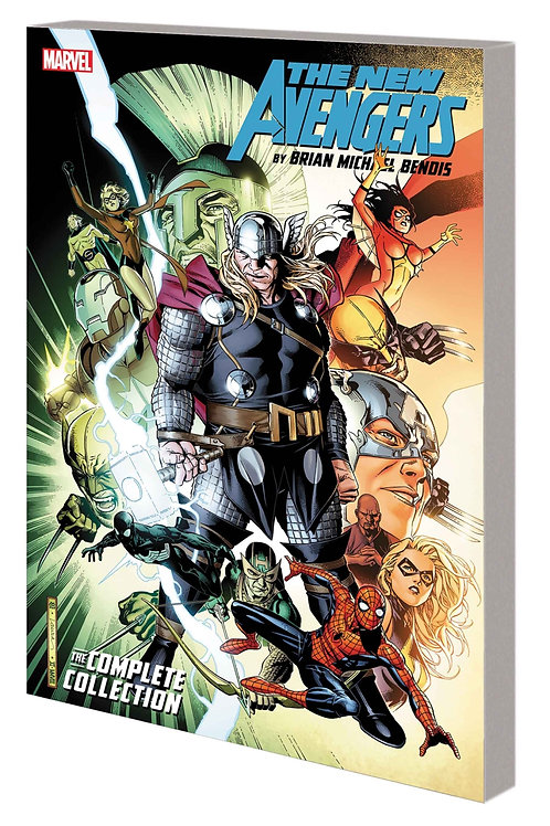 New Avengers by Bendis Complete Collection Vol. 5