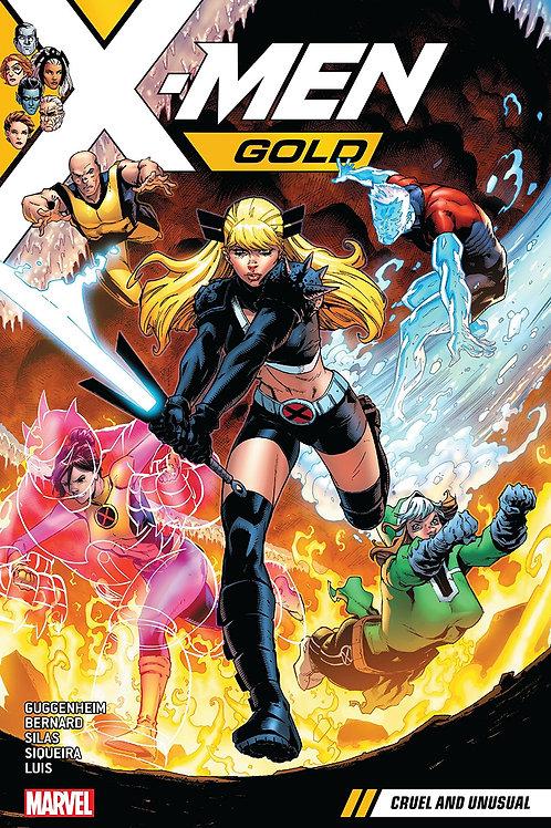 X-MEN GOLD TP VOL 05 CRUEL AND UNUSUAL