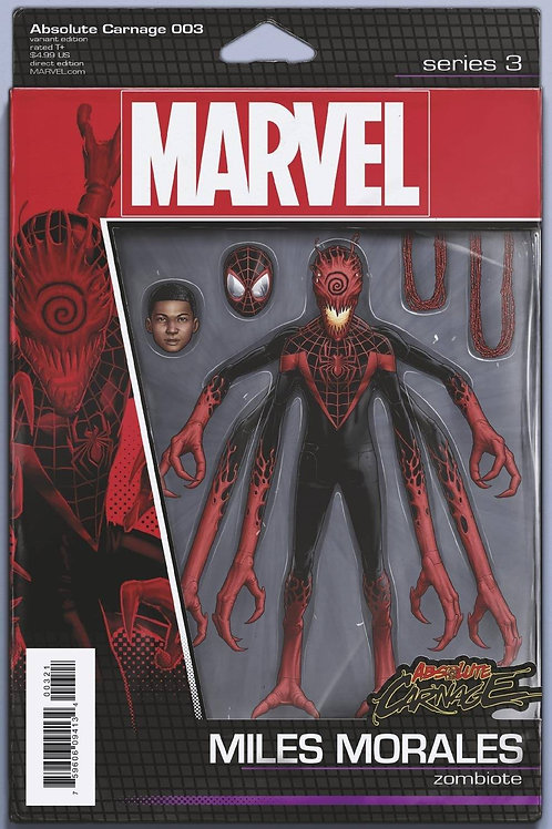 ABSOLUTE CARNAGE #3 (OF 5) CHRISTOPHER ACTION FIGURE VAR AC