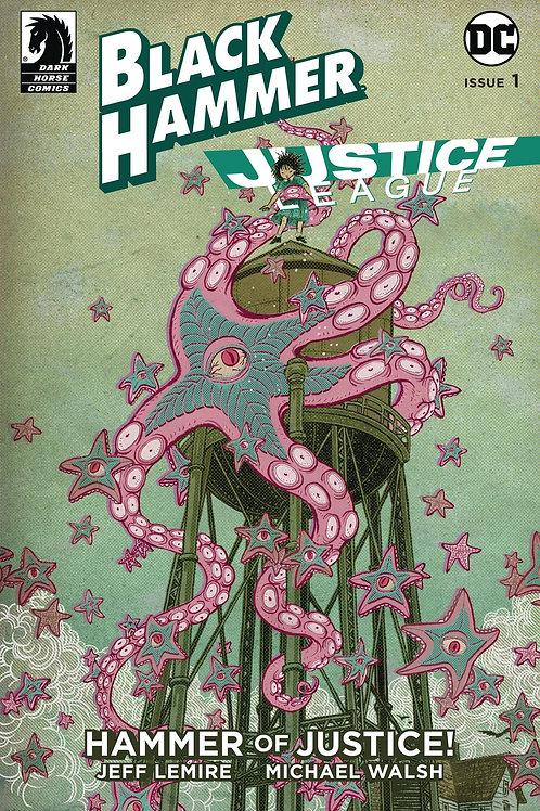 BLACK HAMMER JUSTICE LEAGUE #1 (OF 5) CVR E SHIMIZU