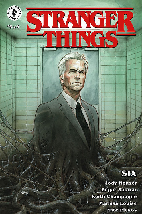 STRANGER THINGS SIX #3 CVR C CROOK