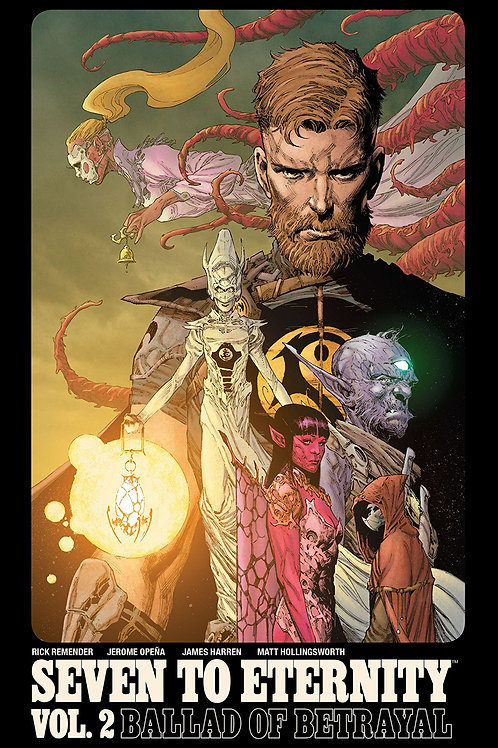 SEVEN TO ETERNITY TP VOL 2