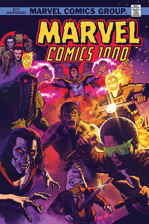 MARVEL COMICS #1000 SMALLWOOD 70S VAR