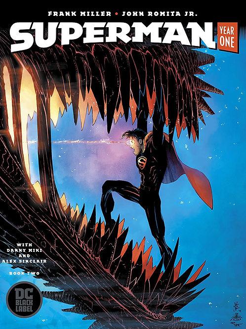 SUPERMAN YEAR ONE #2 (OF 3) ROMITA COVER (MR)