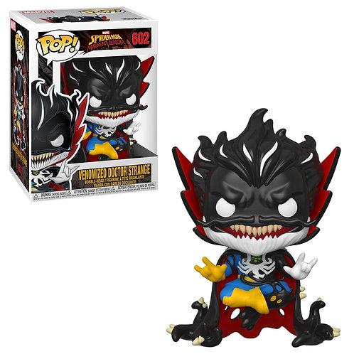 Фигурка Funko POP! Bobble: Marvel: Max Venom: Dr. Strange (GW) (Exc) 47527