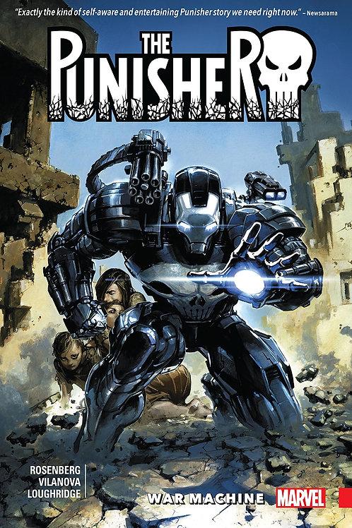 PUNISHER WAR MACHINE TP VOL 01