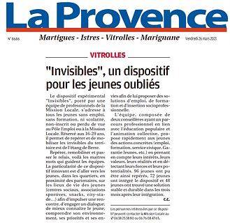 La Provence - Les Invisibles.png