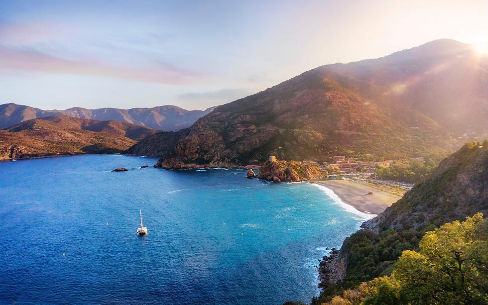 Corsica PAESOLU PINARELLO CORSE DU SUD REAL ESTATE