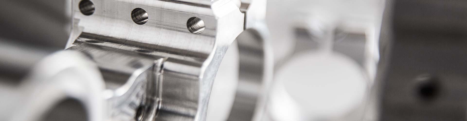 lavorazione meccanica alluminio