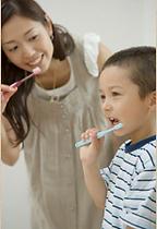 temari, 歌野, シャカシャカぶらし, 歯磨き, 歯ブラシ, 歯科IoT, 歯磨きIoT, GumPlay, サンスター, 育児, 健康, 知育