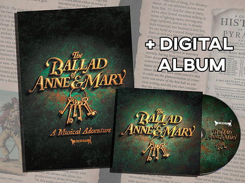 The Ballad of Anne & Mary - COLLECTOR'S EDITION