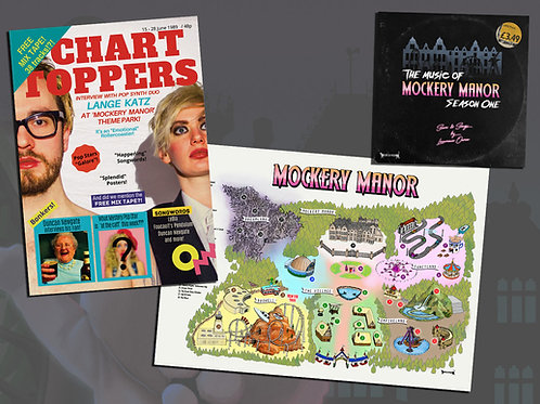 The Music of Mockery Manor - COLLECTOR'S EDITION