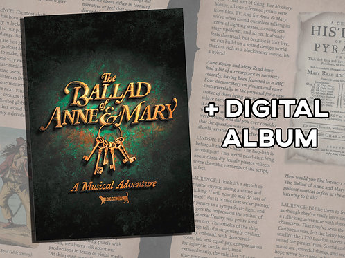 The Ballad of Anne & Mary - SPECIAL EDITION