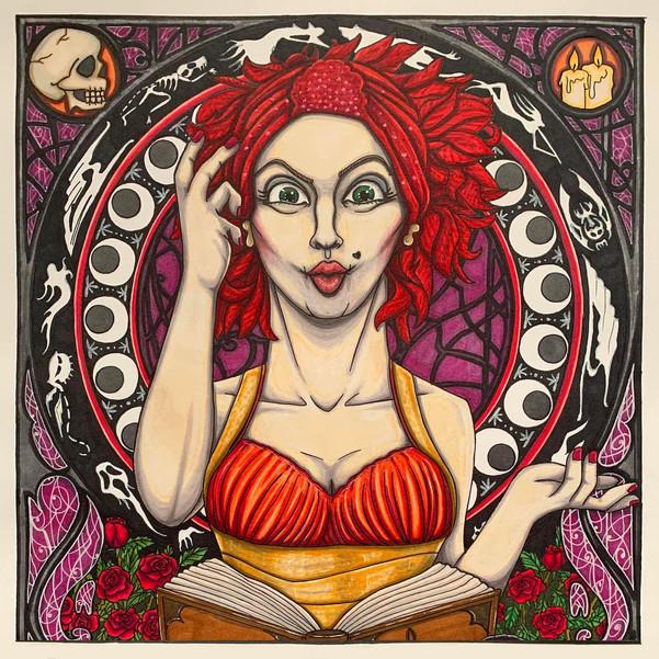 Madame Magenta: Sonos Mystica