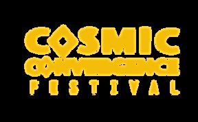 Cosmic Convergence Festival Logo