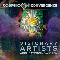 Visionary Artist Application Cosmic Convergence