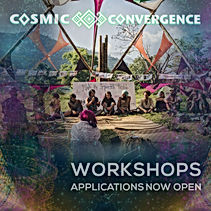 Workshops Application  Cosmic Convergence