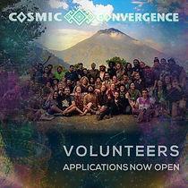 Volunteer Application Cosmic Convergence