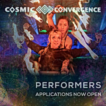 Performers Application Cosmic Convergence