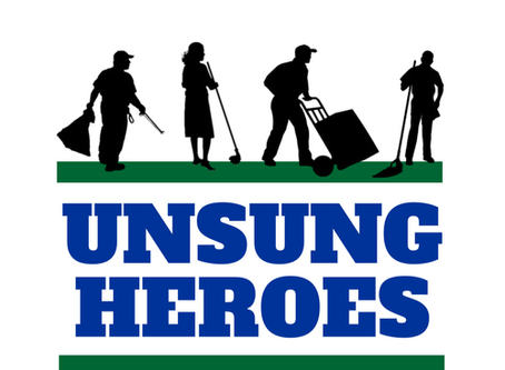A salute to our unsung heroes