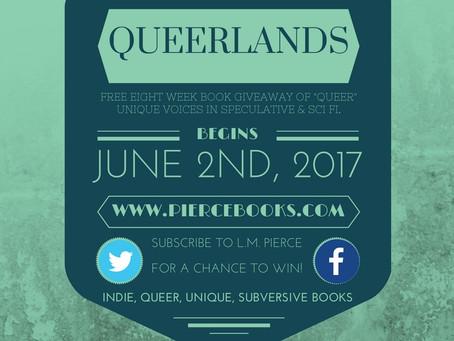 Nine Weeks of Book Giveaways!