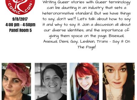 Rose City Comic Con, Squee!