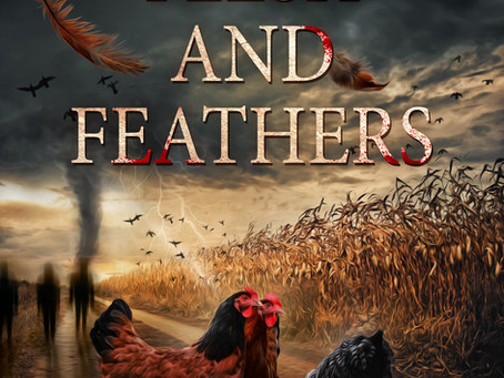 Of Flesh and Feathers - Available in Paperback!