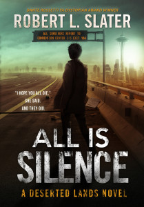 """""""All is Silence"""" Giveaway - Week Four!"""
