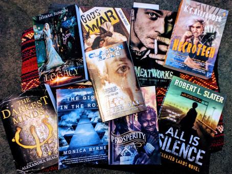 Queerlands Book Line-Up & Giveaway!