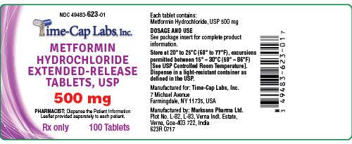 NL16-260-Metformin-HCl-ER,-USP-500mg-100