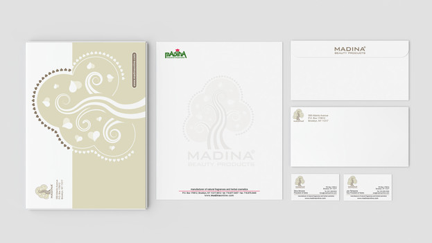 MADINA BEAUTY PRODUCTS