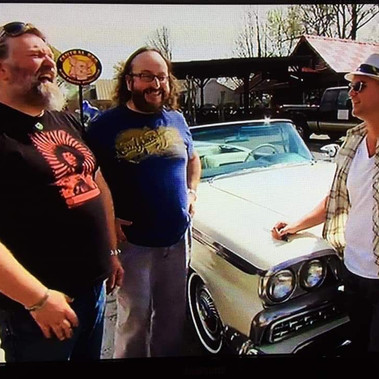 Touring the BBC's Hairy Bikers