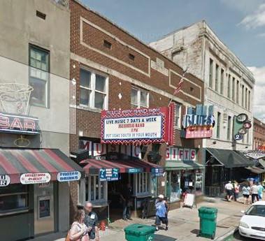 Historic Beale Street