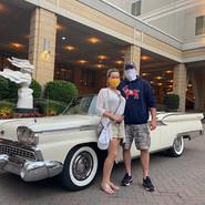 Pickup at the historic Peabody Hotel
