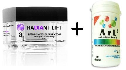 Combo radiant+ arl3