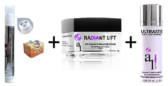 Combo lifting+radiant+ultimate