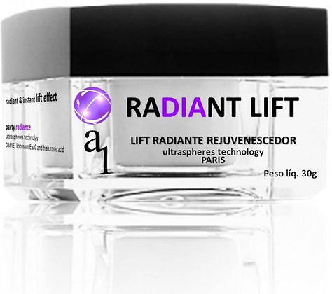 RADIANT LIFT - lift facial