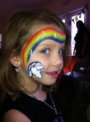 pittsburgh face painting by paintOH