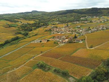 Village de Vergisson