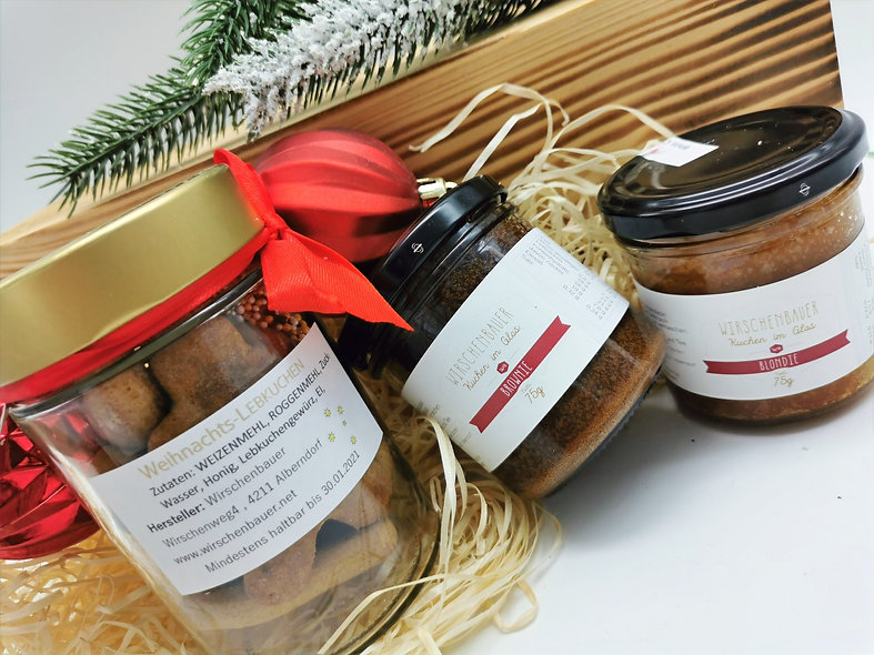 Geschenkeset - Sweet Christmas