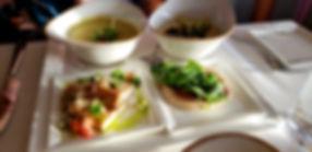California Grill Vegetarian Meal