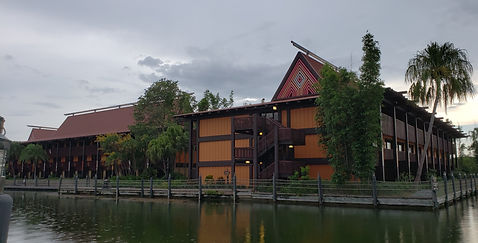 Disey's Polynessian Villge Resort
