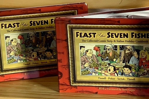 Feast of the Seven Fishes Book