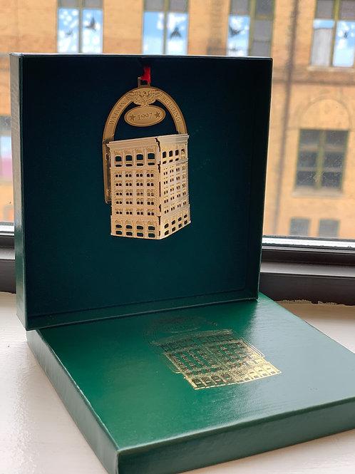 Fairmont Commemorative Ornament - The Watson Building