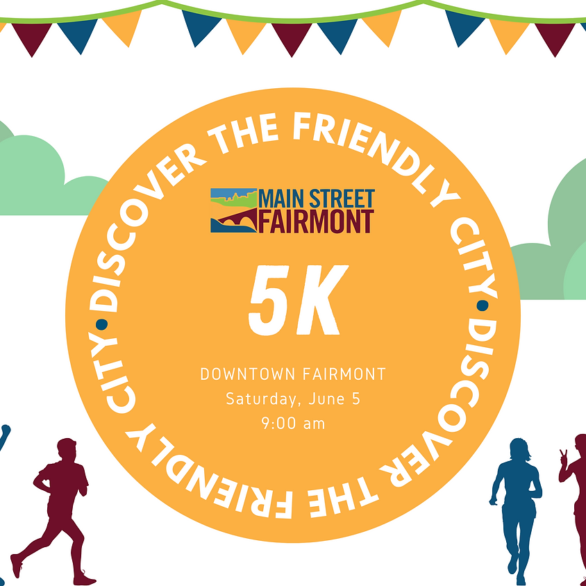 Discover the Friendly City 5K