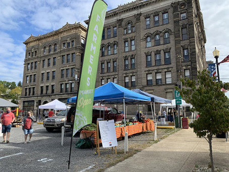 Hometown Markets are back &          we're looking for feedback & vendors!