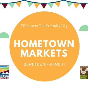 Hometown Market -July 10
