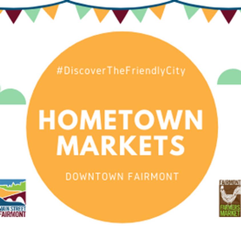 Hometown Market - September 18